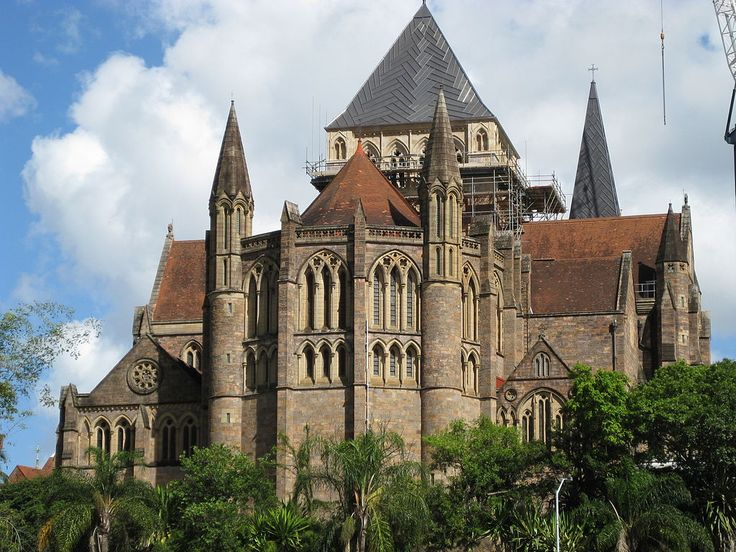 St John's Cathederal in Brisbane - St John's Cathedral (Brisbane) – Wikipedia