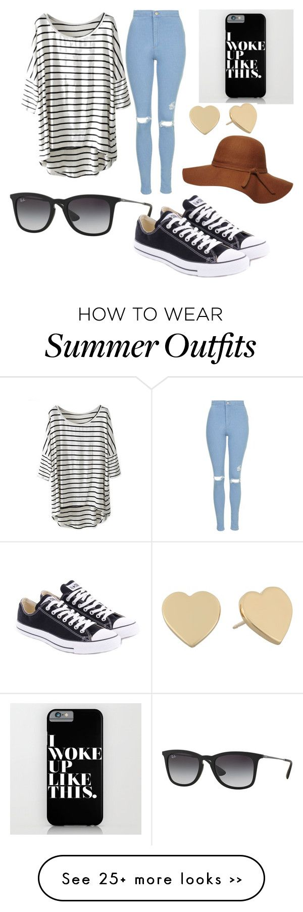 """""""Summer Outfit for Summer or Fall"""" by acmalta on Polyvore"""