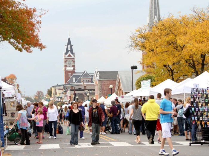 15 Unique Fall Festivals In Pennsylvania You Won't Find Anywhere Else