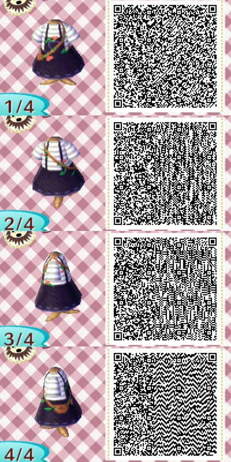 Image Result For Summer Acnl Qr Animal Crossing Qr Codes Clothes Qr Codes Animal Crossing Animal Crossing Qr