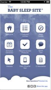 The Baby Sleep Site® App: Get Baby Sleep Help On The Go!
