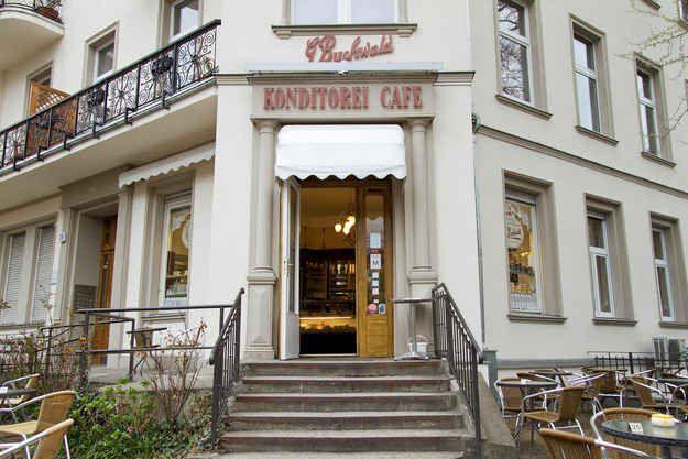 Konditorei und Cafe Buchwald in Berlin
