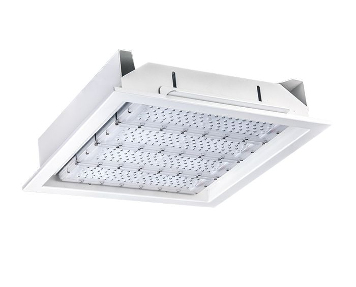 Economical 180w Recessed Gas Station Led Canopy Light Canopy Lights Led Canopy