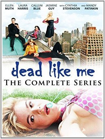 Dead Like Me Complete Series (DVD)