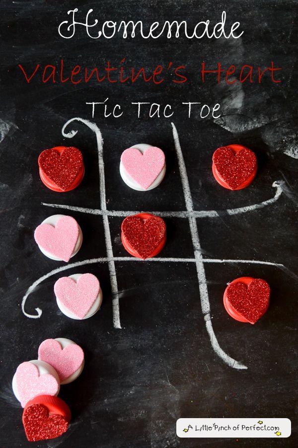 Valentine Homemade Crafts