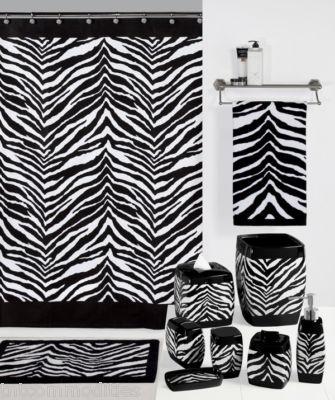 Best 25 zebra bathroom decor ideas on pinterest hanging for Bathroom ideas zebra print