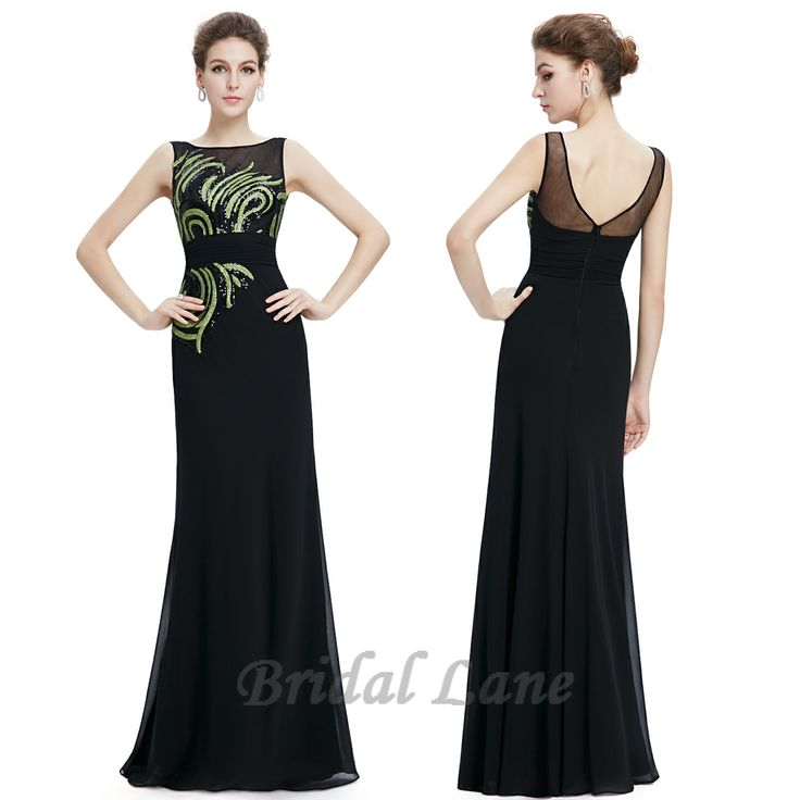 Black evening dresses for matric ball / matric farewell in Cape Town - Bridal Lane ♥
