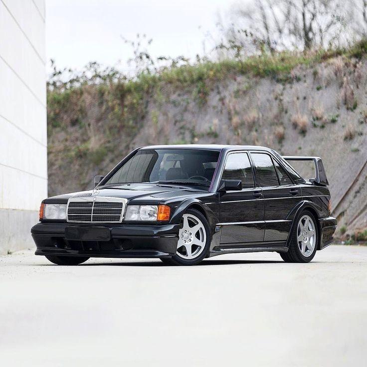 1990 Mercedes-Benz 190E 2.5-16 Evolution II Sports Saloon. 1/502