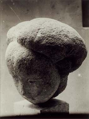 Danaide, Sandstone, 1907-09, Constantin Brancusi