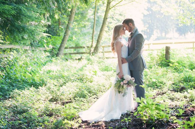 An Angelic Sunlit Field, Fun Props A Striking Couple All Make For One Brilliant Bride Groom Portraits | Fab You Bliss