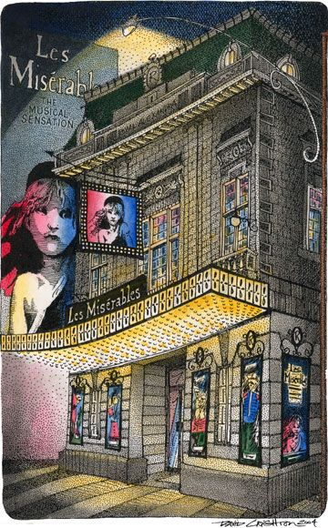 #Mirvish Theatres have made #Toronto famous.