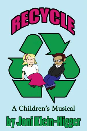 """In this fun educational musical about recycling, a """"nutty professor"""" transports four modern day kids back to the 1950's. Together they compare the lifestyles of today's """"disposable generation"""" to kids living in a time before plastic bags, aluminum cans, and water bottles became a part of our every day life."""