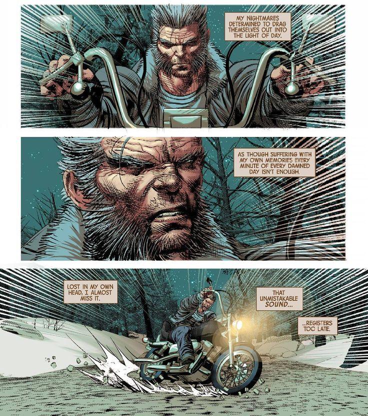 Unmistakable sound. #HulkGang #HulkVsWolverine #OldManLogan #JamesHowlett #Earth807128 #Wolverine #WolverineComics #XMen #WeaponX #DepartmentH #Logan #Superheroes #FatalAttractions #HorsemanofApocalypse #WeaponPlus #EnemyoftheState #SecretWars #Maestro #Hulk #BruceBanner #MarvelComics #Marvel #ComicBooks #Comics #MarvelUniverse #EdBrisson #MikeDeodatoJr #MikeDeodato #ComicsDune