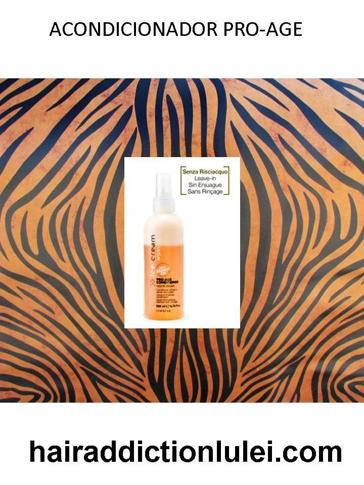 Acondicionador Bifásico Pro-Age con Aceite de Argán. http://hairaddictionluilei.com/store/LEI/es/lei/109-argan-acondicionador-pro-age.html