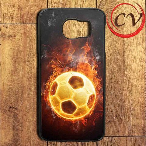 Fire Ball Samsung Galaxy S6 Edge Case