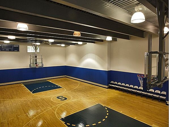 17 best ideas about indoor basketball court on pinterest for Buy indoor basketball court