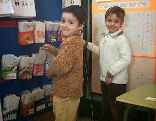 Escuela infantil castillo de Blanca: RECICLAMOS CAJAS DE LECHE