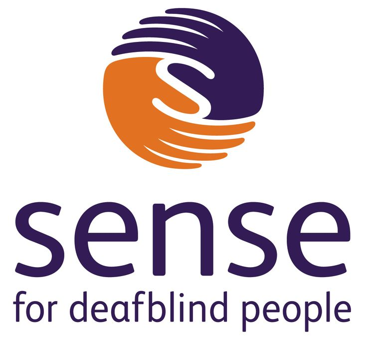 Sense charity for deaf & blind people.  Imagine.