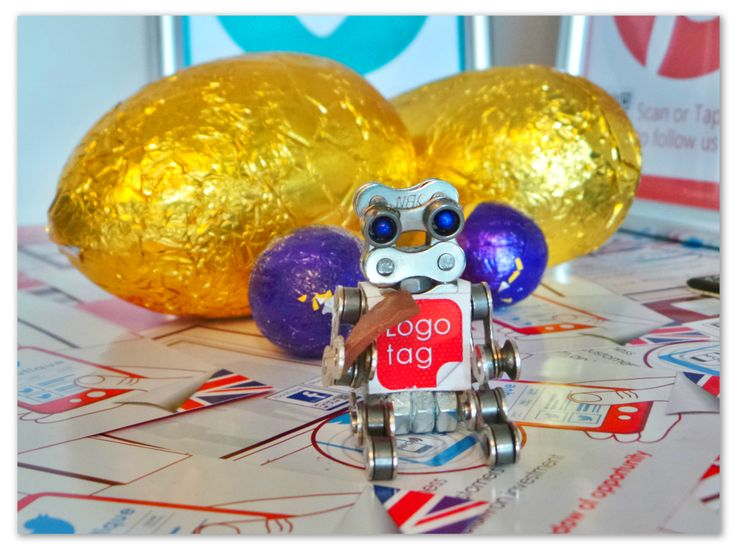 Have a wonderful #Easter to all our fab followers from the #Logotag team