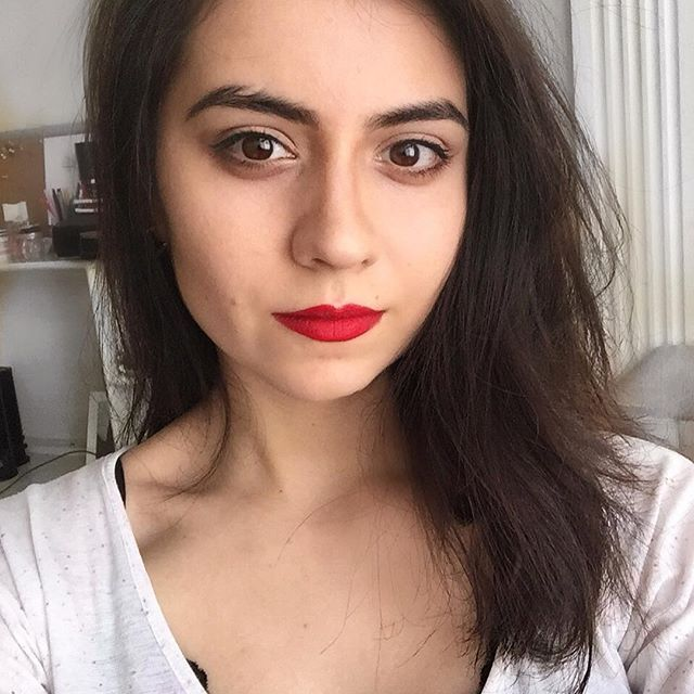 make up with sephora lip stain