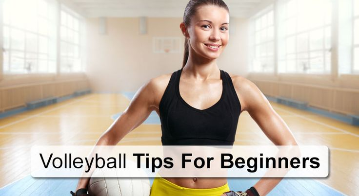 Volleyball Tips For Beginners