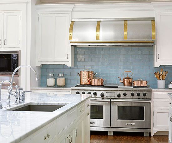 Best Glass Tile Backsplash Pictures With Images White 640 x 480