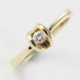 Seagull Gifts | 9k Yellow Gold Diamond and Heart Ring | seagullgifts.com.au This solid gold heart shaped diamond ring is just perfect for an Engagement, Anniversary or just to say I Love You.