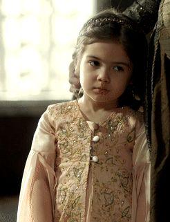 Kaya Sultan, a little princess - Magnificent Wardrobe