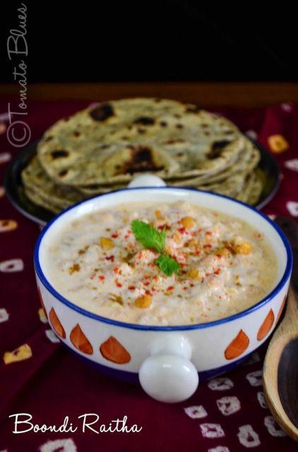 Boondi Raita Recipe| Easy Raita Recipes -