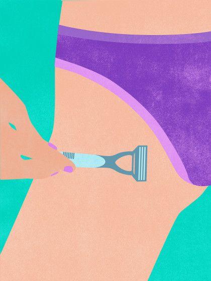 Pssssst! Wir haben ein Wundermittel gegen Rasierpickel entdeckt | STYLIGHT