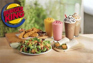 Burger King's New Menu Isn't Any Healthier