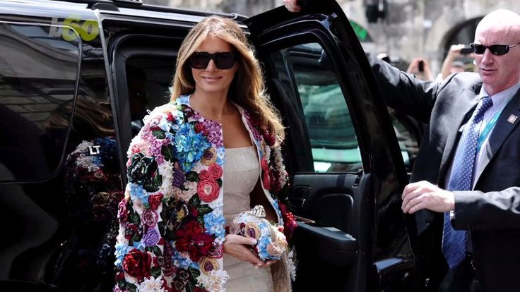 The $51,000 Dolce and Gabbana coat Melania Trump wore to meet up with President Trump at the G7 Summit would cover the salary for a teacher, police officer, firefighter, coal miner and newspaper re…