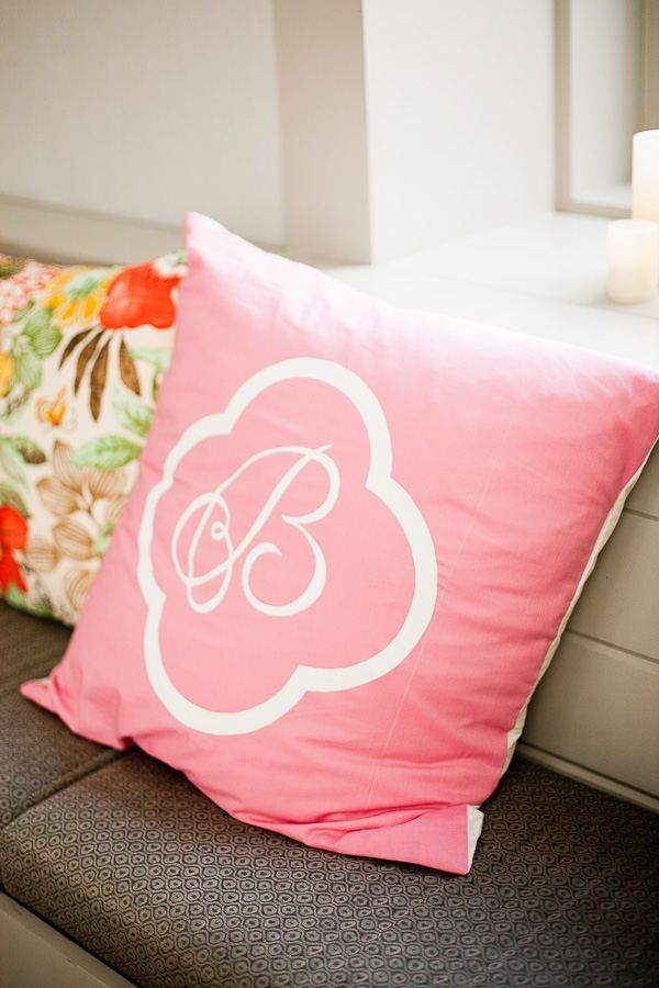 best linens on monogrammed candyotter mattie monogram pinterest pillows lewis images applique pillow