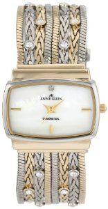#Anne Klein 109271mptt Swarovski Multi Chain   women watch #2dayslook #new #watch #nice  www.2dayslook.com