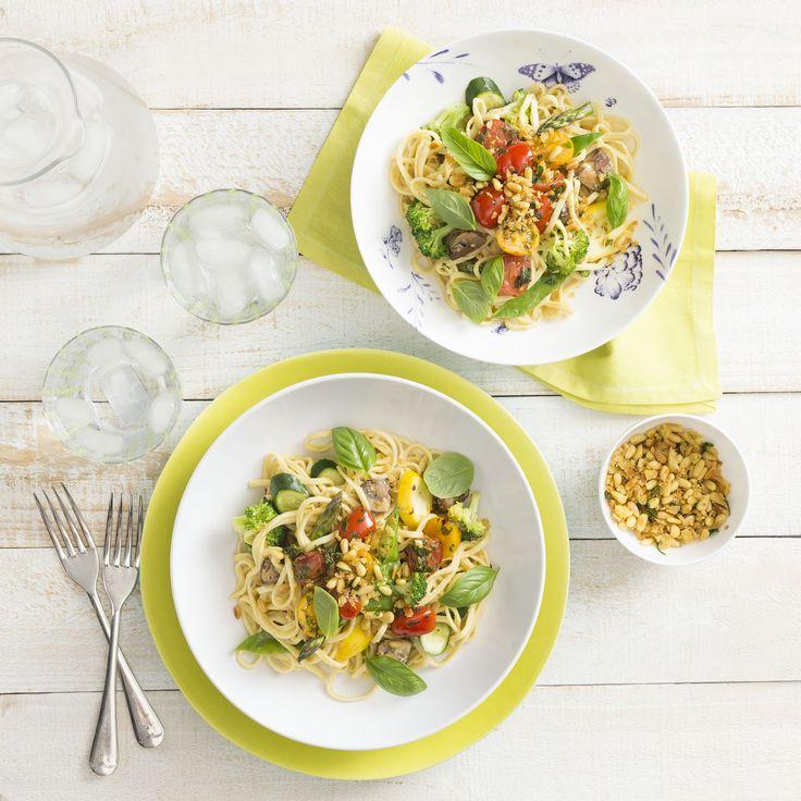 Pasta primavera | Thermomix | Good food, gluten free