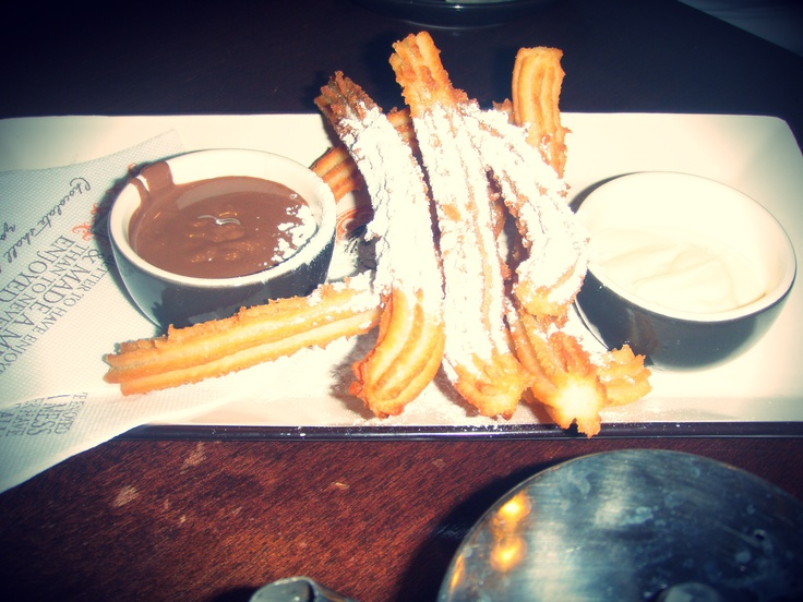 Churros @ Chocolateria San Churro, Fremantle