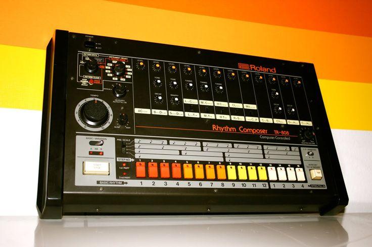 MATRIXSYNTH: Roland TR 808