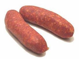 Deer Sausage- Hot Italian