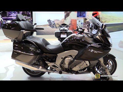 2016 BMW K1600GTL Exclusive - Walkaround - 2015 Salon de la Moto Paris - YouTube