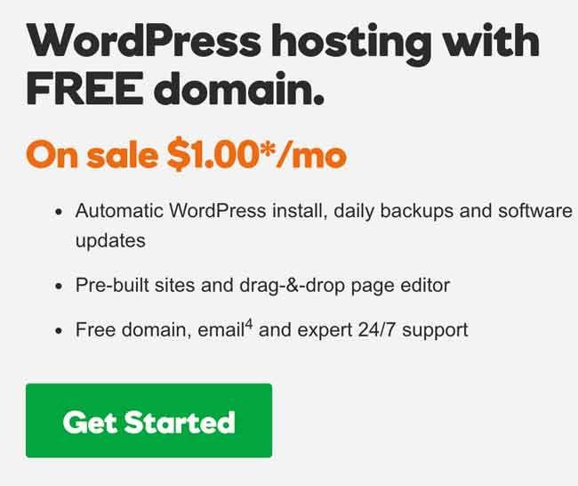 17+ Wordpress hosting with free domain viral