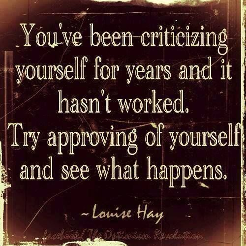 Really, self love is the first step, we need to know who we are a part of... www.liberatingdivineconsciousness.com