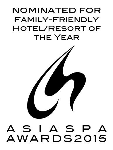 Conrad Koh Samui Residences have been nominated for Family-friendly Hotel and Resort of the Year at the AsiaSpa Awards 2015 #ConradKohSamui