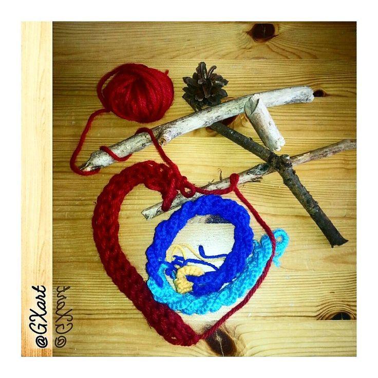 Love crochet ♡♡♡ #GXart #gxartpaper