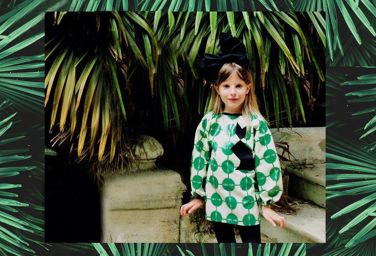 Le patron de la blouse d'écolier Milh pour Marie Claire Enfants | Milh – La mercerie en ligne
