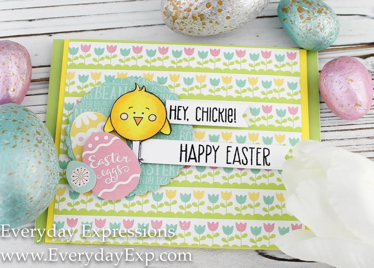 1248 best images about Easter – Easter Stamps Card Making