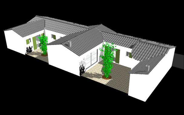 Construction Maison Projet du mois Charente Maritime (17) MAAP Construction Constructeur Maison Projet du mois Charente Maritime (17)