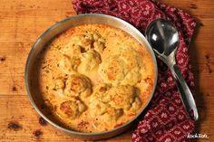 Ein sehr einfaches Rezept für Ofen-Blumenkohl! Der ist eine Wucht und sehr sehr lecker. Für Kochanfänger auch ideal. Man kann nichts verkehrt machen.