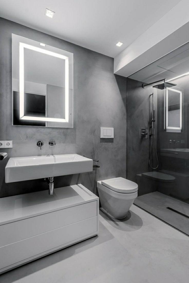 Badezimmer modernes design  292 besten Badezimmer Ideen * Bathroom Ideas Bilder auf Pinterest ...