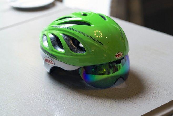 Gallery: Bell's aero road helmet and Giro's new lace-ups - VeloNews.com