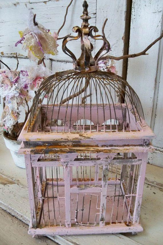 Mejores 339 im genes de jaulas bird cage en pinterest - Jaulas decorativas zara home ...